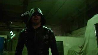 Arrow 5x10 Green Arrow vs Prometheus