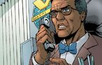 Lucius Fox comics