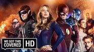 "The Flash, Arrow, Supergirl, DC's Legends of Tomorrow ""4 Night Crossover"" Sneak Peek HD"