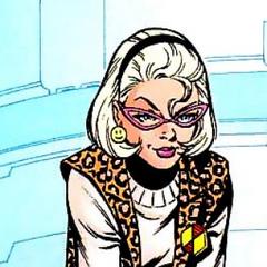 Sterling Roquette dans les comics