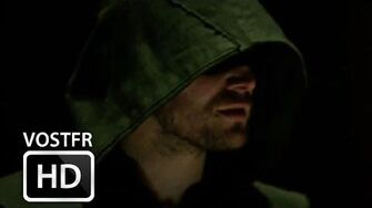 "Arrow 2x12 ""Tremors"" Promo VOSTFR (HD)"