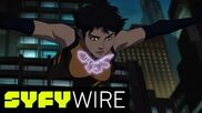 Exclusive Preview Vixen the Movie SYFY WIRE