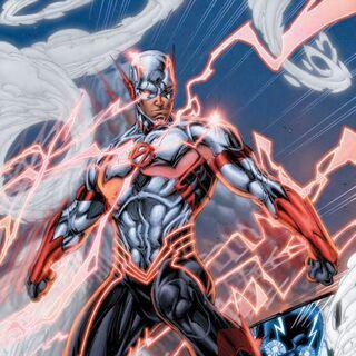version du personnage dans les comics <i>New 52</i>