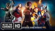 "The Flash, Arrow, Supergirl, DC's Legends of Tomorrow ""4 Night Crossover"" Extended Promo HD"