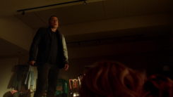 Diaz finds and defeats Felicity
