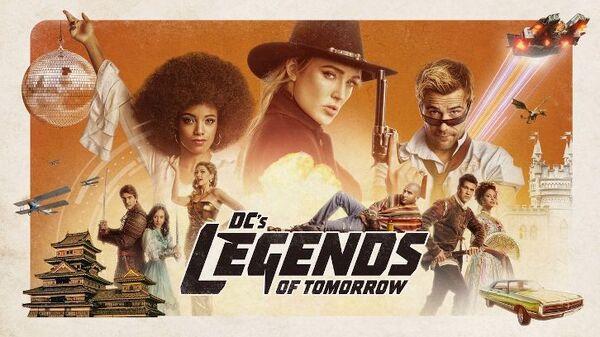 Legends of Tomorrow S5