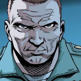 Jacob Kane dans les comics.