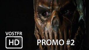 "Arrow 2x10 ""Blast Radius"" Promo 2 VOSTFR (HD)"