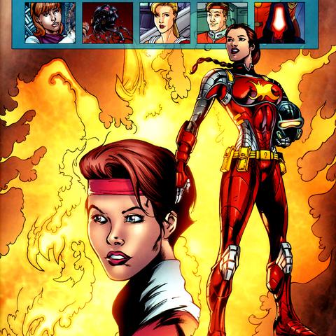 Thara ak-Var dans les comics