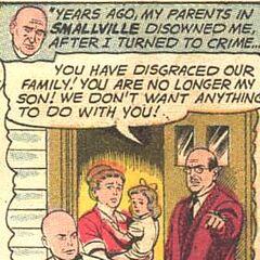 Arlene, la mère de Lex dans les comics