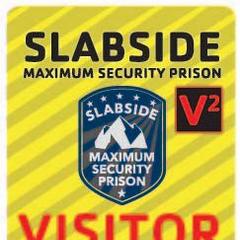 Badge de la prison de Slabside.