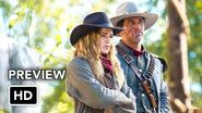 """DC's Legends of Tomorrow 2x06 Inside """"Outlaw Country"""" (HD) Season 2 Episode 6"""