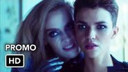 "Batwoman (The CW) ""Late"" Teaser Promo HD - Ruby Rose superhero series-0"