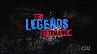 DC Legends Brasil Nova abertura OFICIAL de DC's Legends of Tomorrow