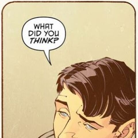 Thomas Wayne dans les comics.