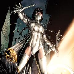 White Canary dans les comics
