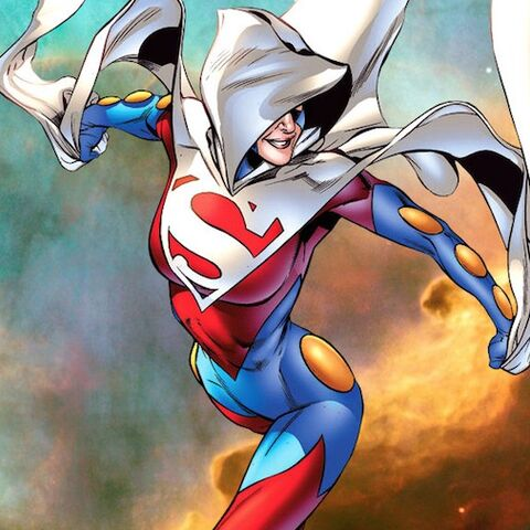 SuperWoman dans les Comics
