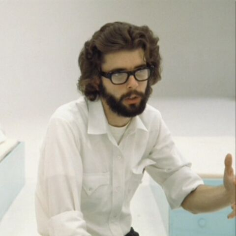 Le vrai George Lucas jeune