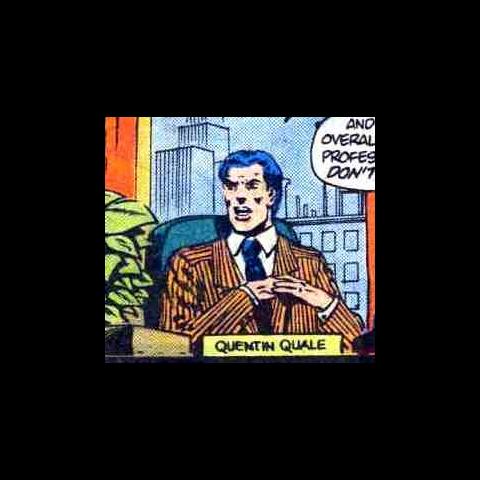 dans les comics