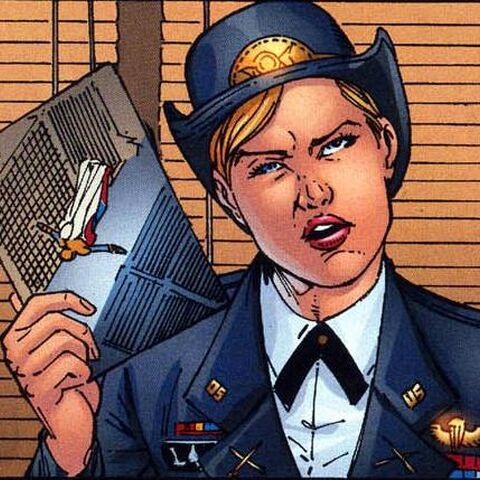 Lucy Lane dans les Comics