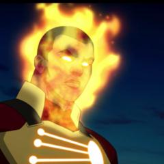FIRESTORM dans Vixen saison 2