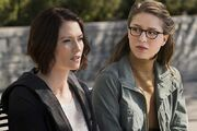 17.Supergirl Changing Alex et Kara
