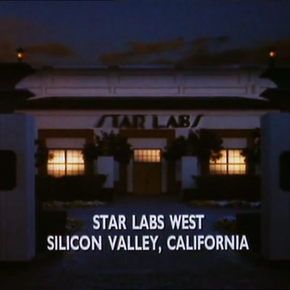 STAR Labs à la Silicon Valley