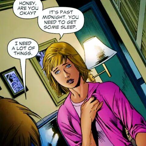 Susan Williams Jordan dans les comics