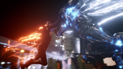 The-Flash-3.15-The-Wrath-Of-Savitar-Flash-vs-Savitar