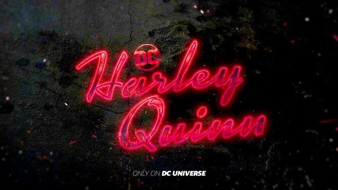 Harleyquinn-logo-series
