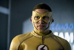 4.The Flash Borrowing Problems From the Future Kid Flash
