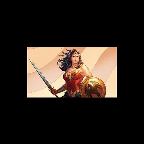 Wonder Woman dans les comics.