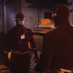 Flash revient en 1991 après son passage en 2001