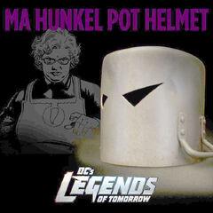 <b>Ma Hunkel / Red Tornado</b>