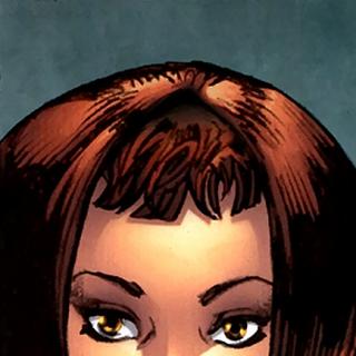 Allegra Garcia dans les comics.