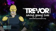 Freedom Fighters The Ray and The Trevor Project CW Seed