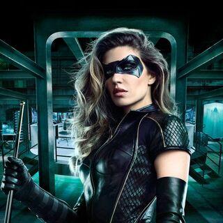 Costume de Dinah Drake aka la nouvelle Black Canary dans la saison 6!