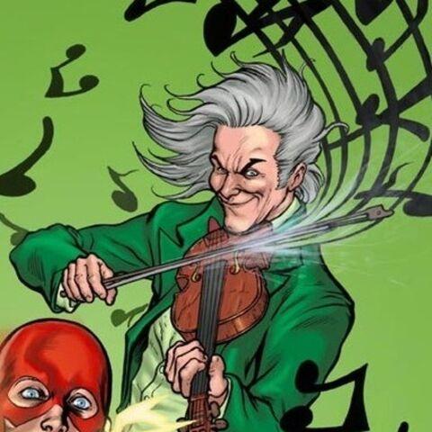 Isaac Bowin dans les comics