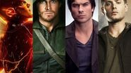 This Fall on The CW - Arrow The Flash The Vampire Diaries..