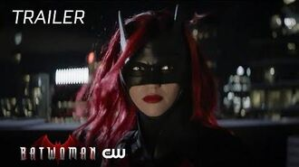 Batwoman Exclusive Look The CW