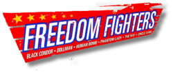 Freedom Fighters (2010) DC logo