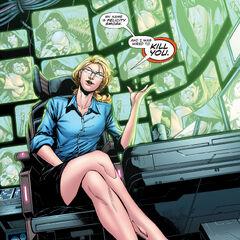 Dans les comics DC.