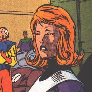Dawn Allen, la fille de Barry et Iris dans les comics