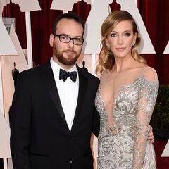 Aux Oscars 2015 avec Dana Brunetti