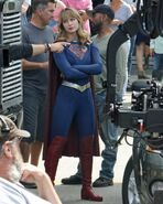 Supergirl costume2