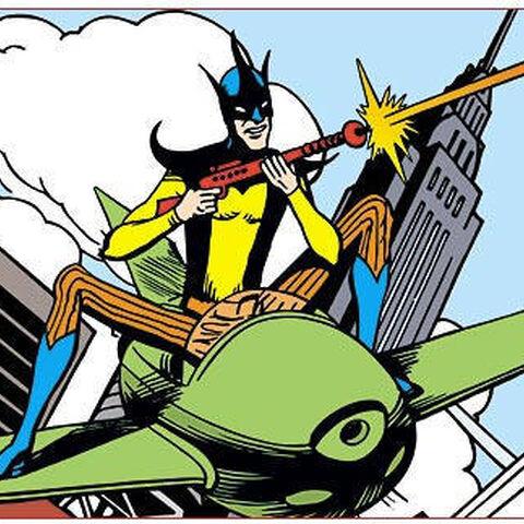 Jack Nimball dans les comics