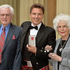 Avec ses parents (14/10/2014)