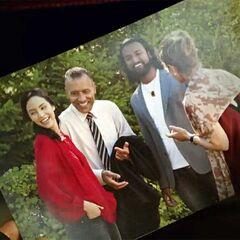Zari et sa famille.