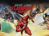 Justice League The Flashpoint Paradoxe