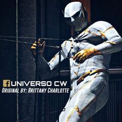 Le costume de God Speed, sorti des comics!!!